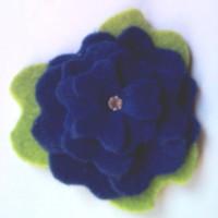 petunia azul electrico