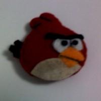 angry birds pollo rojo