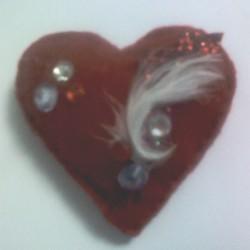 corazón de fiesta