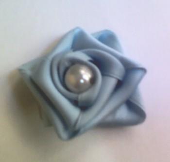 Flor azulita